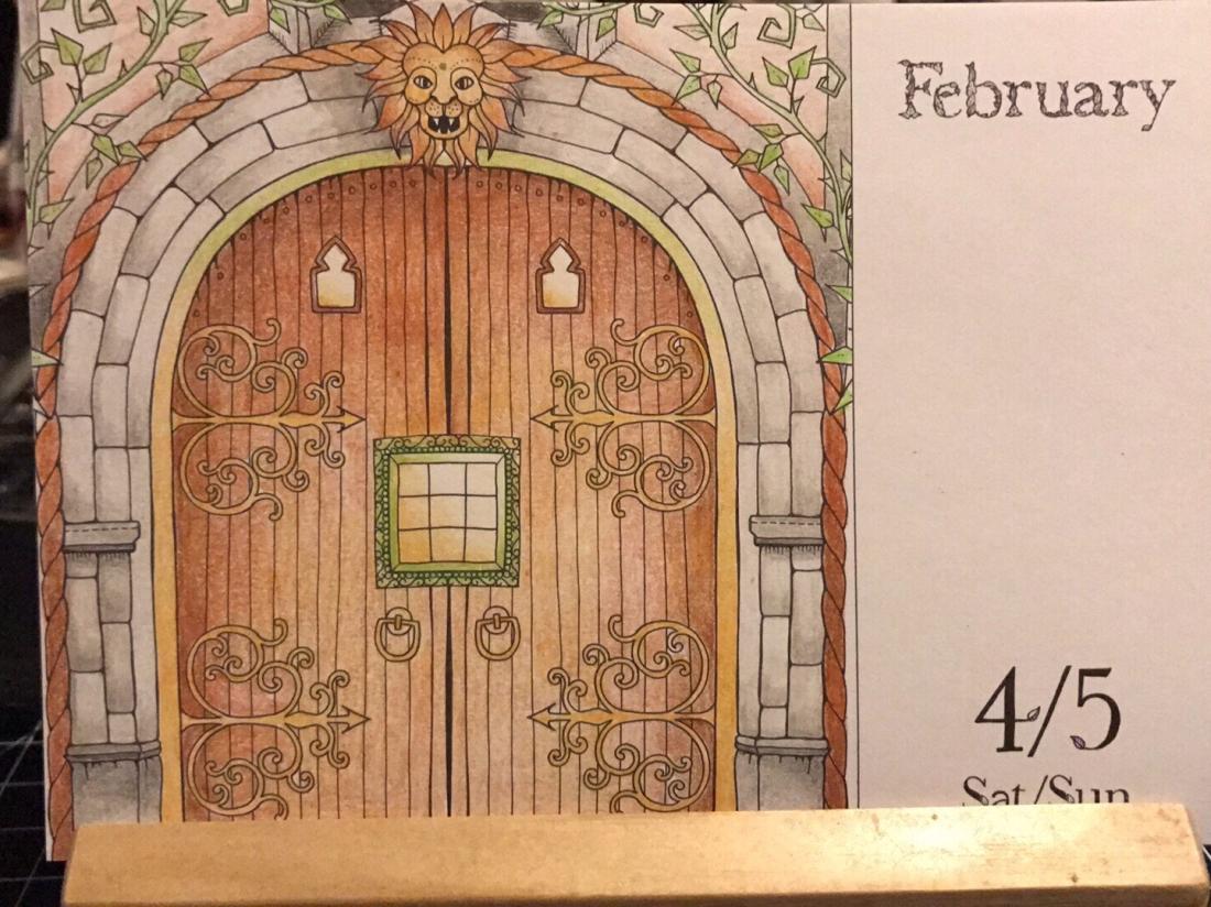 Feb 4-5 2017 Calendar